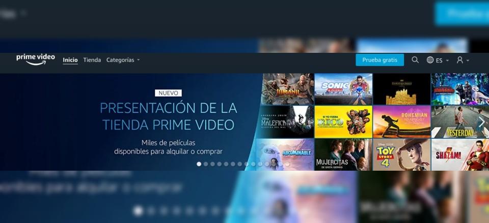 Amazon Prime Video Launches Tvod Service In Mexico Ttv News
